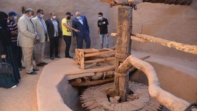"Photo of بالصور..محافظ الوادى الجديد يتفقد أعمال تطوير ""بلاط الإسلامية "" بتكلفة ٤٨ مليون جنيه"
