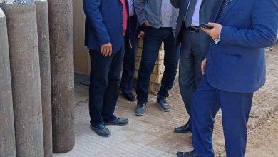 Photo of وكيل وزارة الصحة يشكل لجنة طبية لمتابعة الحالات المرضيه والتأكد من توافر الاوكسجين