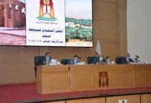 Photo of محافظ الوادي الجديد يترأس إجتماع المجلس التنفيذي للمحافظة