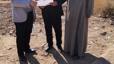 Photo of الزملوط يعطي إشارة البدء في إنشاء مبني ديوان الوحدة المحلية لقري الشيخ والى