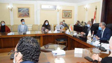 Photo of منطقة لوجستية على مساحة 10 آلاف فدان بالوادي الجديد