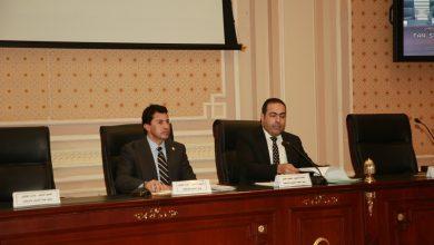 Photo of وزير الشباب يعرض انجازات الوزارة وسط إشادة وتصفيق نواب البرلمان
