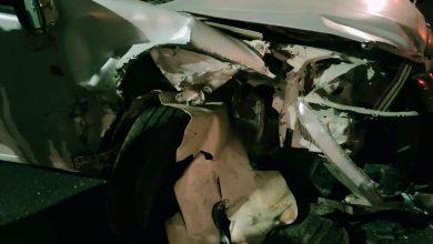 Photo of عاجل بالصور والأسماء إصابة 4 اشخاص في تصادم سيارتين بطريق الداخلة -القصر