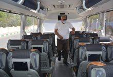 """Photo of شركة """"الصعيد"""" للنقل والسياحة تدفع بـ 6 أتوبيسات جديدة لخدمة الوادى الجديد"""