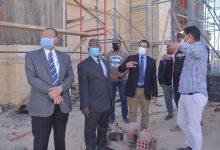 Photo of بالصور رئيس جامعة الوادى الجديد ونائبه يتفقدان منشأت ومزارع الجامعة بالكيلو 10