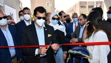 Photo of وزير الرياضة: نسعي لتطوير استادات مصر بالتوازي مع مراكز الشباب