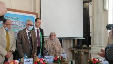 Photo of تهنئة خاصة للكابتن أحمد رشدى الحكم المميز لحصوله على درجة الماجستير