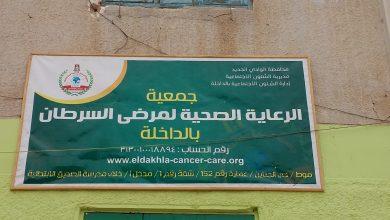 Photo of جمعية مرضي السرطان تدعم الجمعيات الأهلية في مدينة بلاط ب 200 ألف جنية