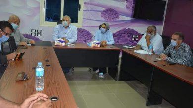 Photo of المحافظ يترأس إجتماع مجلس إدارة مركز حسن حلمي لتأهيل ذوي الاحتياجات الخاصة