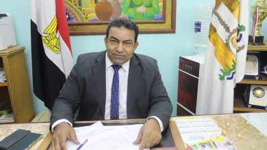 "Photo of الدكتور "" جمال حسن "" يتسلم مهام منصبه مديرا لمديرية التربية والتعليم بالوادى الجديد"