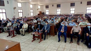 Photo of بالصور قرارات مهمة لمجلس تنفيذى مركز الداخلة اليوم