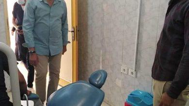 Photo of توقيع الكشف الطبي وصرف الدواء بالمجان لـ170 مواطنا في قافلة طبية بالوادي الجديد