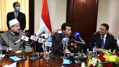 Photo of وزير الرياضة: 16 مليار جنيه حجم استثمارات وإنشاءات الوزارة ونعمل على بث روح الانتماء لدى النشء
