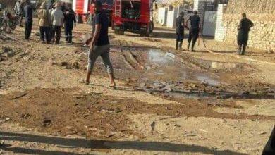 Photo of عاجل تفحم ٢٥ رأس ماشية و ٢٨ خروف في حريق بقرية الشيخ والي