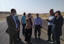 Photo of على مسئولية نائبة المحافظ : الإنتهاء من طريق الداخلة – منفلوط فى أكتوبر المقبل