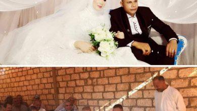 Photo of اخبار الوادي تهنئ محمد و راندا زاهر بمناسبة الزفاف السعيد