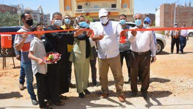 Photo of بالصور.. محافظ الوادي الجديد يفتتح المركز التكنولوجي وشادر الخضر والفاكهة بالداخلة