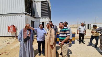 Photo of عبدالقادر: انتهاء أزمة انقطاع التيار الكهربائي عن مدينة الفرافرة بعد موجة الانقطاعات المتكررة