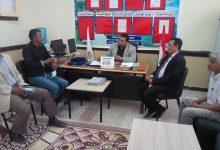 Photo of وكيل وزارة التعليم في جولات مكوكية ببلاط  والداخلة