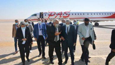 Photo of محافظ الوادي الجديد يستقبل ضيوف المحافظة احتفالاََ بالعيد القومي ال ٦٢