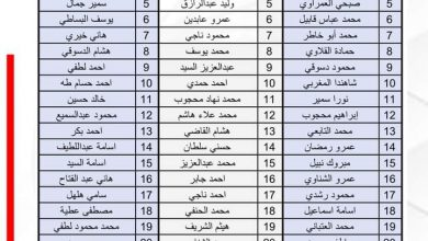 Photo of الفيفا تعتمد 74 حكما مصريا لتقنية VARبينهم محمود رشدى