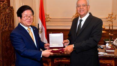 Photo of رئيس مجلس النواب يلتقي رئيس الجمعية الوطنية بكوريا الجنوبية