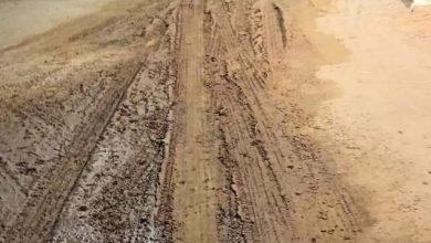 Photo of بالصور  طريق الموشية مأساة للأهالى ..فأين رئيس القرية ومركز الداخلة ؟