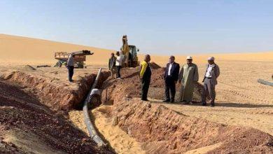 Photo of بالصور.. مشروع الصرف الصحى بقرية بدخلو يخرج للنور وقريبا تشغيل المشروع
