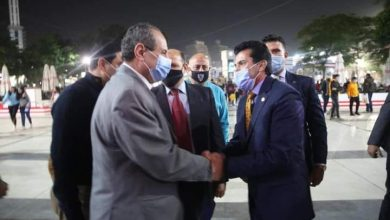 Photo of وزير الرياضة يقوم بزيارة لمقر نادي الزمالك ويجتمع باللجنة المؤقتة