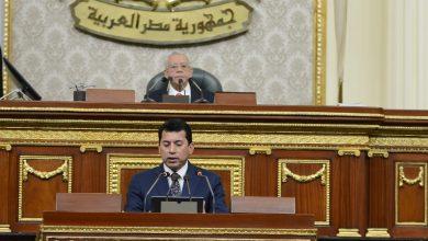 Photo of وزير الشباب فى البرلمان : نفذنا 1199برنامج لبناء الانسان استفاد منها 46 مليون مواطن