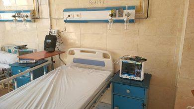 Photo of محافظ الوادي الجديد : تشغيل قسم العناية المركزة بمستشفى صدر الخارجة