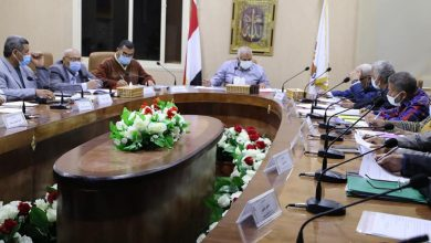 Photo of المحافظ يترأس اجتماع مجلس إدارة صندوق إستصلاح الأراضي