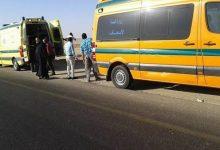 Photo of إصابة 5 أشخاص بينهم طفل في حادث بطريق الداخلة القصر