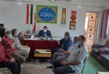 Photo of وكيل التعليم يترأس اجتماع لمتابعة إنطلاق امتحانات الدبلومات التحريرية