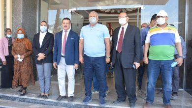 Photo of محافظ الوادي الجديد يتفقد أعمال إنشاء كلية الطب البشري بجامعة الوادي الجديد
