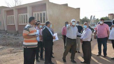 Photo of لتعظيم الإستفادة منها المحافظ يوجه بحصر الأراضي والمباني غير المستغلة
