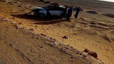 Photo of عاجل انقلاب سيارة ملاكى بطريق الخارجة – أسيوط ووفاة طفلة وإصابة ٧