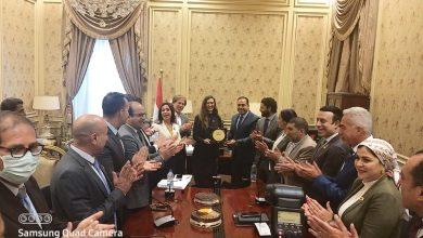 Photo of لجنة الشباب تكرم النائبة هادية السعيد لاختيارها فى البرلمان الأفريقى