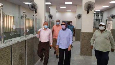 Photo of نائب محافظ الوادي الجديد تتفقد المركز التكنولوجي الجديد بمدينة موط بالداخلة