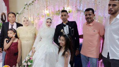 Photo of أخبار الوادي تهنئ ال شامي بمناسبة زفاف عمر الشامي ومنار