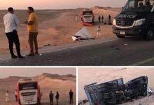 Photo of بالفيديو حادث أتوبيس اليوم ..أحد الركاب يروي التفاصيل.. فماذا قال