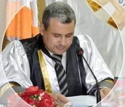 Photo of رضا حسانين عميدا لكلية العلوم بجامعة الوادى الجديد