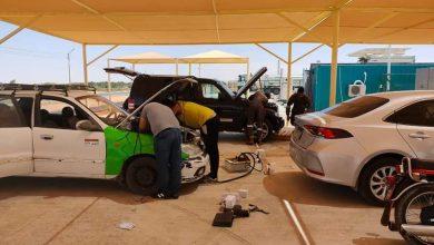 Photo of نائب المحافظ … تحويل ٦٦ سيارة للعمل بالغاز الطبيعي ضمن مشروع توصيل الغاز بالمحافظة