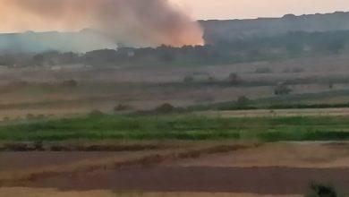 Photo of عاجل السيطرة نسبيا على حريق العوينة واستمرار عمليات الإطفاء وحصر الخسائر
