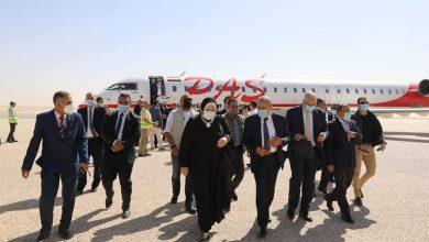 Photo of الزملوط يستقبل لفيف من السادة الوزراء والمحافظين والسفراء